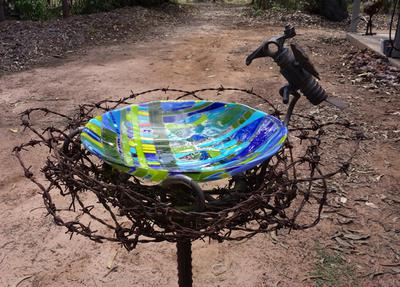 Birdbath by GETROCKED
