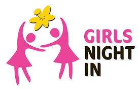 Pink Ribbon And Girls Night In