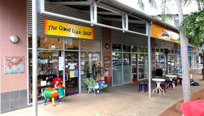 The Good Luck Shop has closed permanently.