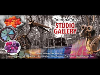 Studio/Gallery open days every Sunday in May 2013