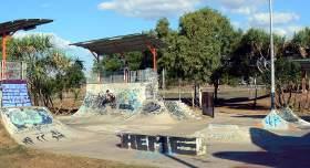 Leanyer Skatebord Park