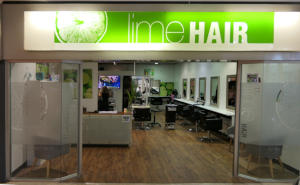 Lime Hair