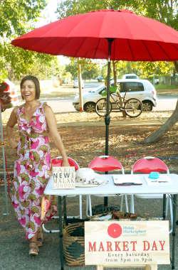 MarketPlace Manager Lina Paselli