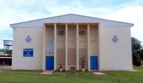 Masonic Hall,Parap