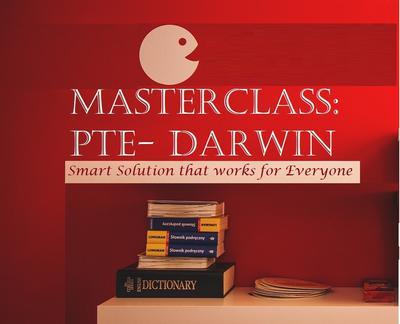 Masterclass: PTE-Darwin