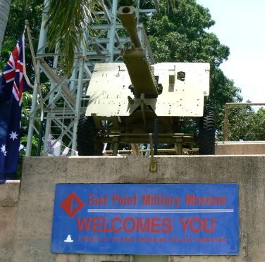 East Point Military Museum