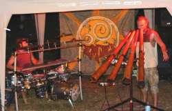 Music at Mindil Beach