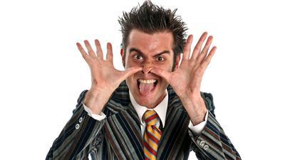 Mr Snot bottom Comedian For Kids