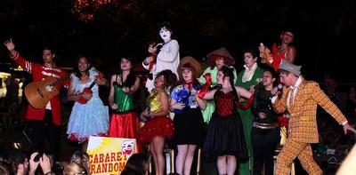 2012 Dance Stage Fun & Frivolity with Cabaret Random