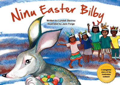Ninu the Easter Bilby cover