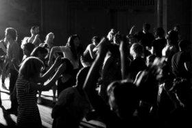 Dancing at No Lights No Lycra