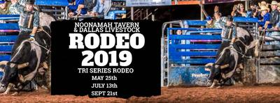 Noonamah Tavern Rodeo 2019