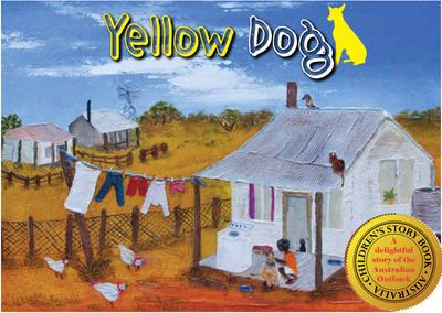 Yellow Dog - A homeless dog finds a family.