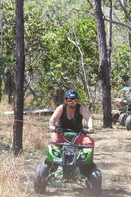 Goooo on NT Advetnure Park Tours