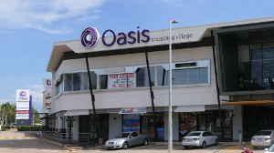 Oasis Village, Palmerston