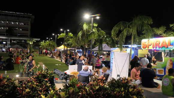 Palmerston Evening Markets