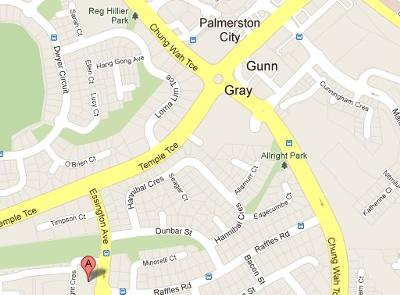 Gray Shopping Centre, Essington Ave