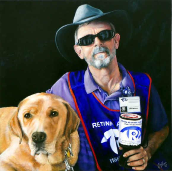 Portrait of a senior territorian winner 2019