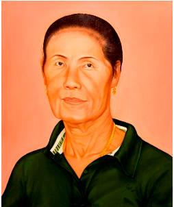 2012  Art Award Portrait of Yib Kohler by Sri Vout