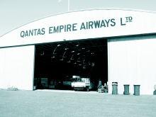 QANTAS Hangar