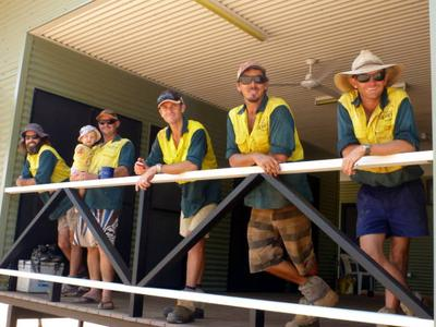 Building in Darwin and Palmerston, NT