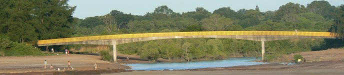Rapid Creek Footbridge