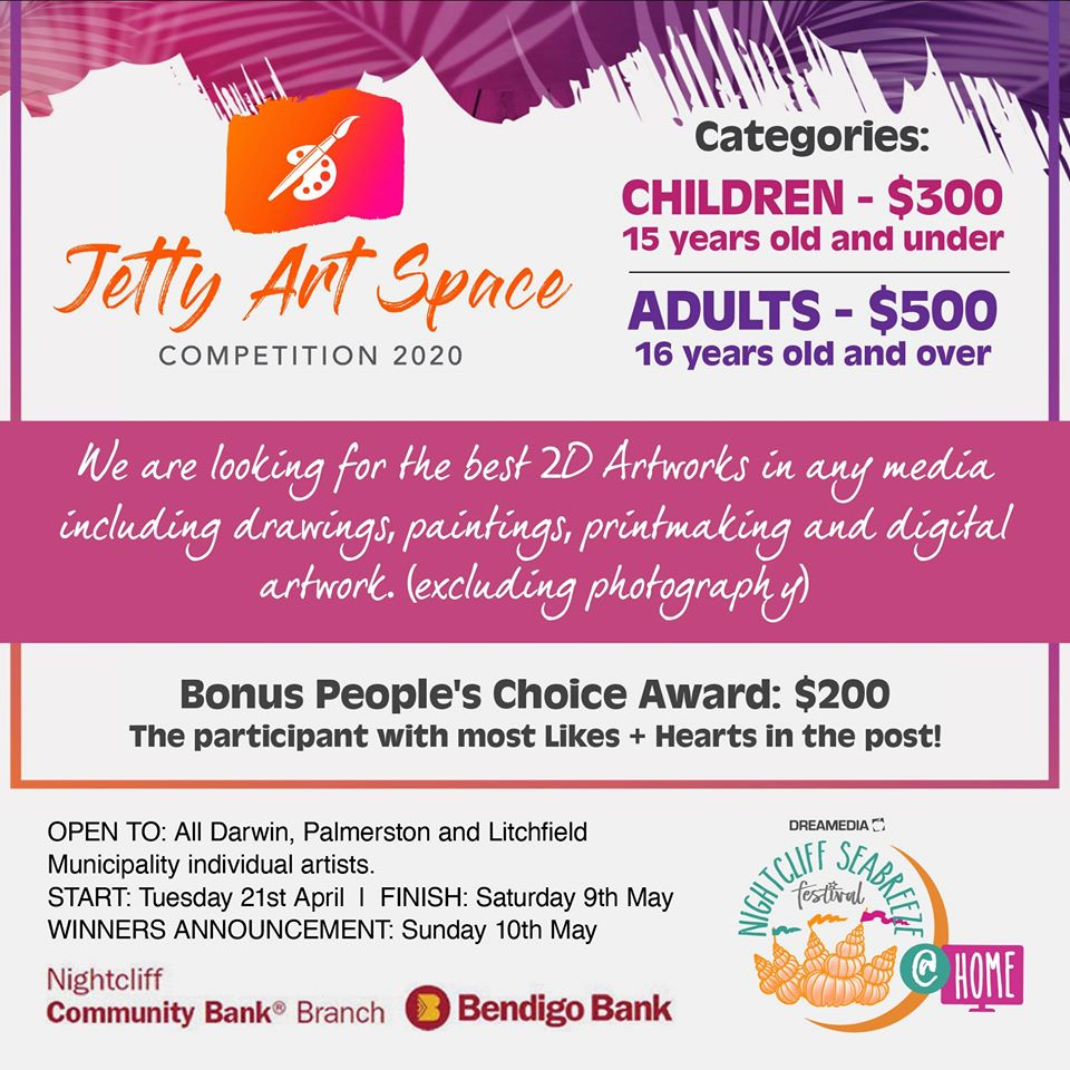 Jetty Artspace Competition