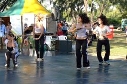 seabreeze dancers at Nightcliff festival