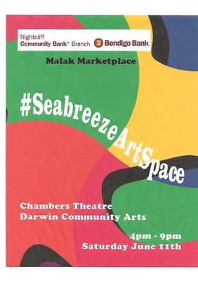 #SeabreezeArtSpace