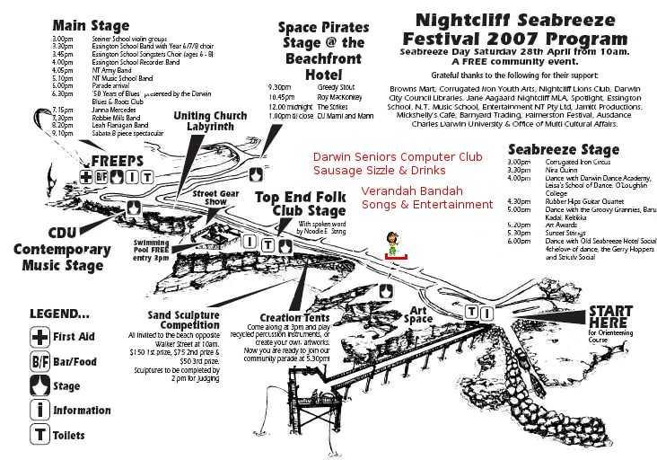 Seabreeze Program