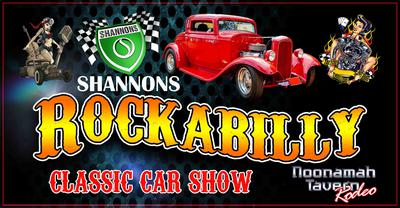 2019 Rockabilly and Classic Car Show