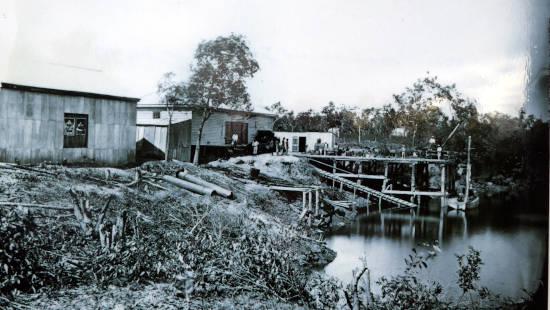 Southport Jetty 1878