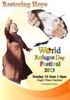 2015 World Refugee Day will be held on 20th June.