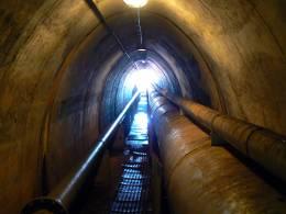 Darwin Wharf Tunnel Emergency Exit