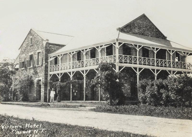 Victoria Hotel 1915