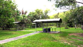 picnic facilities