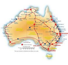 Greyhound Bus Routes
