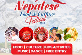 Nepalese Festival brochure