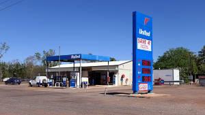 Acacia Service Station