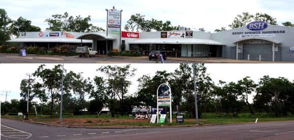 Berry Springs Retail Village