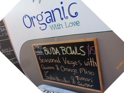 buda bowls menu
