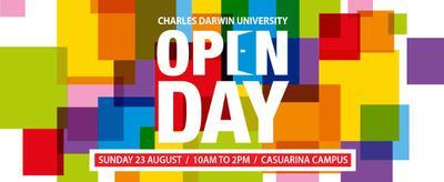 Charles Darwin University - Open Day