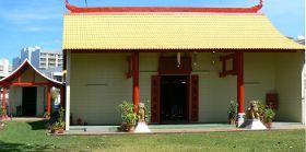 Darwin Temple and Memorial Chapel