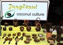 Hand-crafted Coconut