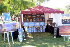 craft stall at Museum Grounds