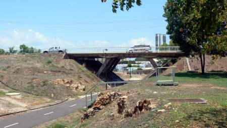 Daly Street bridge