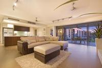Comfortable spacious lounge area