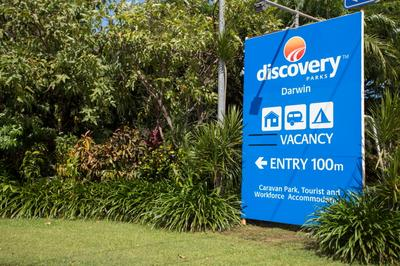 Discovery Parks - Darwin, your tropical oasis awaits