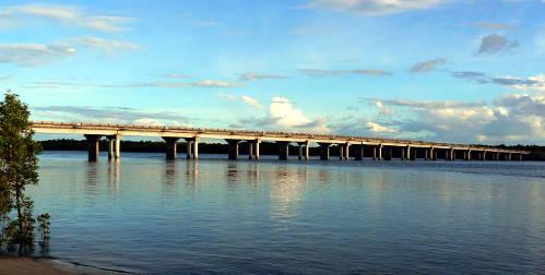 Elizabeth River Bridge