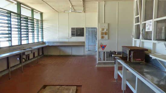 Basic kitchen facilities